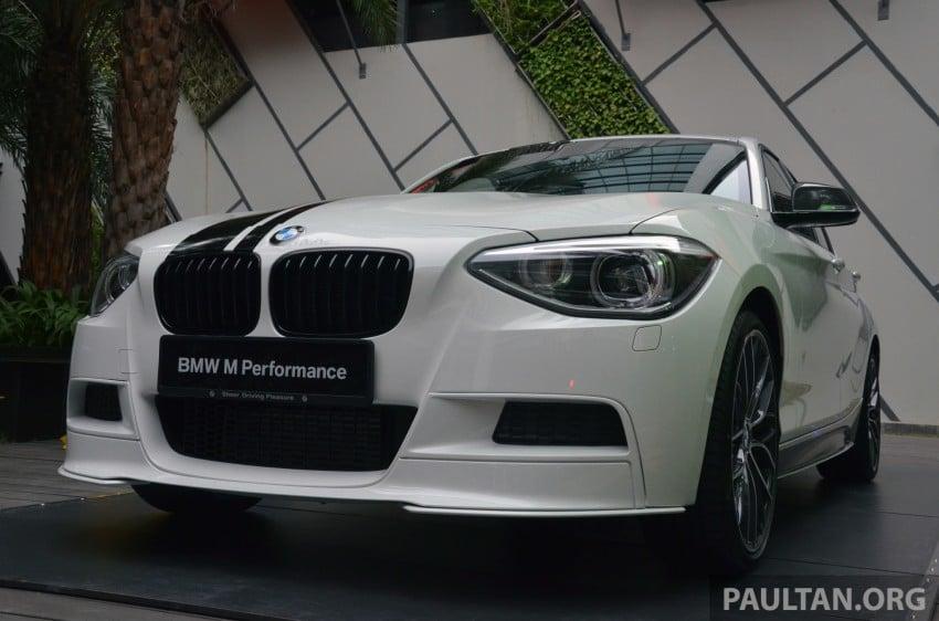 BMW 1 Series (F20) launched in Malaysia – 116i, 118i Sport/Urban, 125i Sport/M Sport, RM171k-254k Image #200029