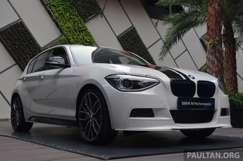 BMW 1 Series (F20) launched in Malaysia – 116i, 118i Sport/Urban, 125i Sport/M Sport, RM171k-254k Image #200013