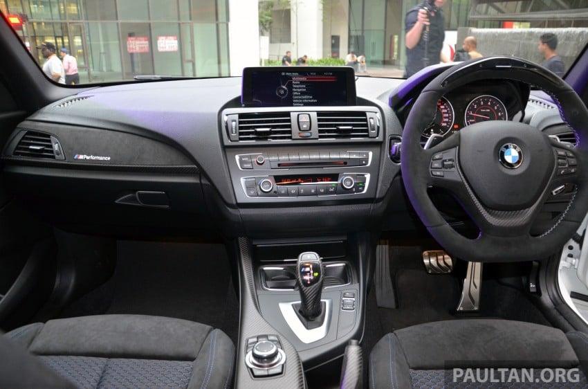 BMW 1 Series (F20) launched in Malaysia – 116i, 118i Sport/Urban, 125i Sport/M Sport, RM171k-254k Image #200031
