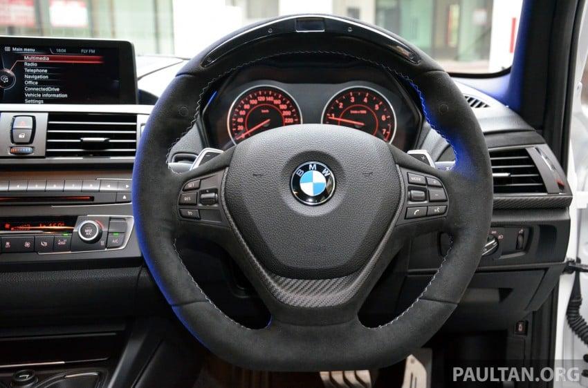 BMW 1 Series (F20) launched in Malaysia – 116i, 118i Sport/Urban, 125i Sport/M Sport, RM171k-254k Image #200033