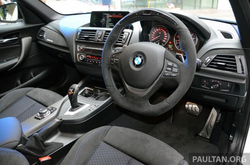 BMW 1 Series (F20) launched in Malaysia – 116i, 118i Sport/Urban, 125i Sport/M Sport, RM171k-254k Image #200037