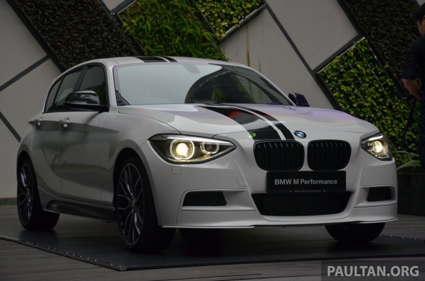 BMW 1 Series (F20) launched in Malaysia – 116i, 118i Sport/Urban, 125i Sport/M Sport, RM171k-254k Image #200038