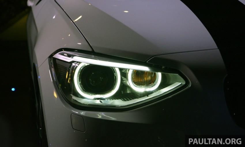 BMW 1 Series (F20) launched in Malaysia – 116i, 118i Sport/Urban, 125i Sport/M Sport, RM171k-254k Image #200093