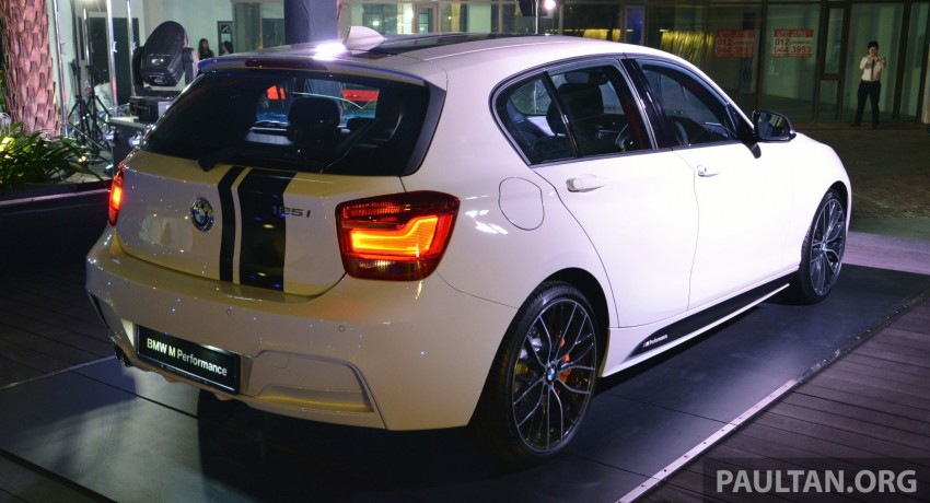 BMW 1 Series (F20) launched in Malaysia – 116i, 118i Sport/Urban, 125i Sport/M Sport, RM171k-254k Image #200091