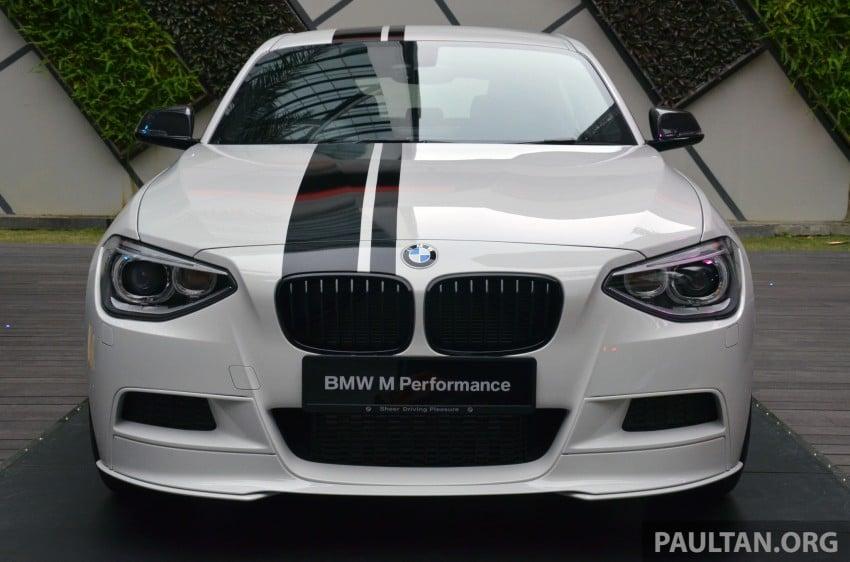 BMW 1 Series (F20) launched in Malaysia – 116i, 118i Sport/Urban, 125i Sport/M Sport, RM171k-254k Image #200014