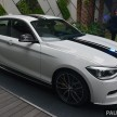 F20 BMW 125i M Performance 4