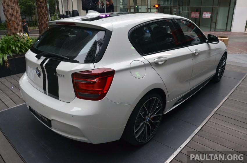 BMW 1 Series (F20) launched in Malaysia – 116i, 118i Sport/Urban, 125i Sport/M Sport, RM171k-254k Image #200018