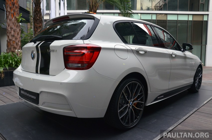 BMW 1 Series (F20) launched in Malaysia – 116i, 118i Sport/Urban, 125i Sport/M Sport, RM171k-254k Image #200019