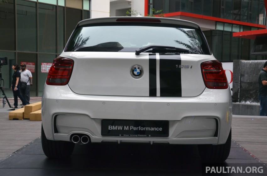 BMW 1 Series (F20) launched in Malaysia – 116i, 118i Sport/Urban, 125i Sport/M Sport, RM171k-254k Image #200020