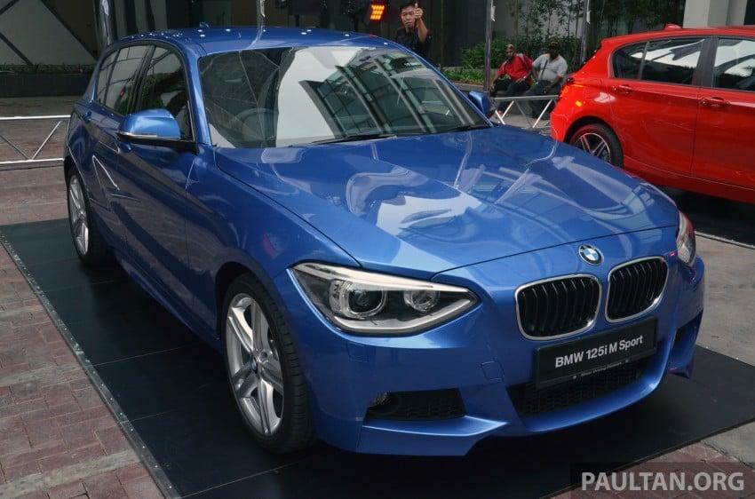 BMW 1 Series (F20) launched in Malaysia – 116i, 118i Sport/Urban, 125i Sport/M Sport, RM171k-254k Image #200039