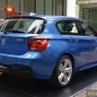 F20 BMW 125i M Sport 11