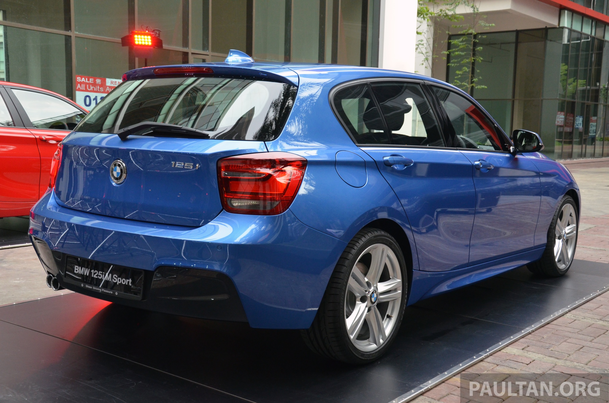 bmw 1 series f20 launched in malaysia 116i 118i sport urban 125i sport m sport rm171k. Black Bedroom Furniture Sets. Home Design Ideas