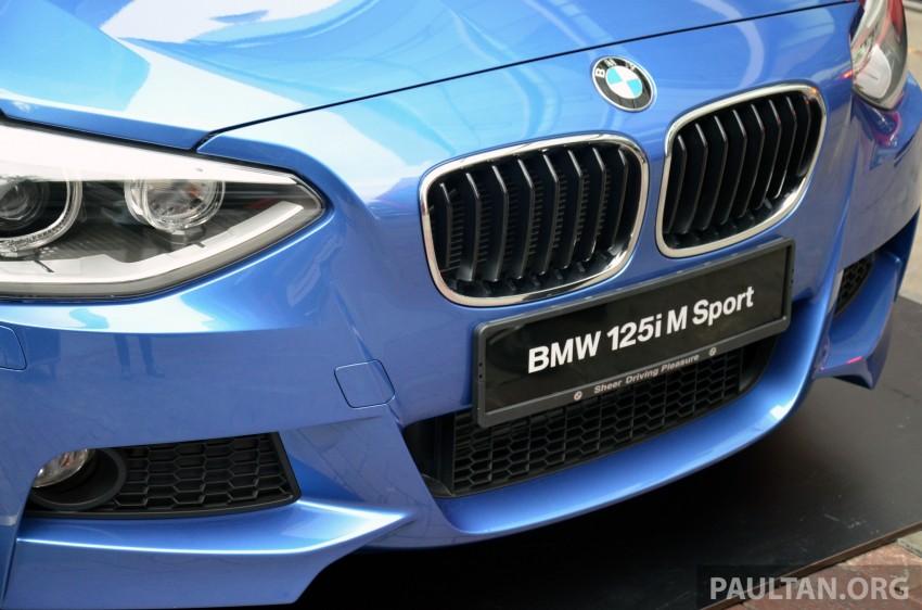 BMW 1 Series (F20) launched in Malaysia – 116i, 118i Sport/Urban, 125i Sport/M Sport, RM171k-254k Image #200052