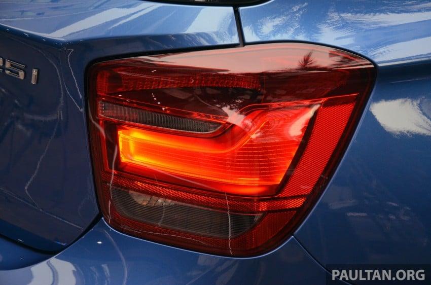 BMW 1 Series (F20) launched in Malaysia – 116i, 118i Sport/Urban, 125i Sport/M Sport, RM171k-254k Image #200054