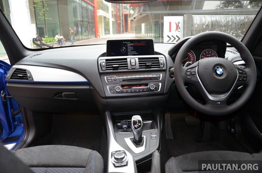 BMW 1 Series (F20) launched in Malaysia – 116i, 118i Sport/Urban, 125i Sport/M Sport, RM171k-254k Image #200057