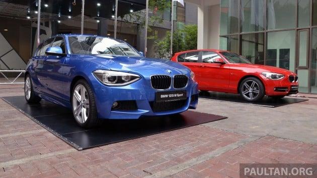 F20 BMW 125i M Sport 2