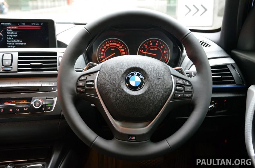 BMW 1 Series (F20) launched in Malaysia – 116i, 118i Sport/Urban, 125i Sport/M Sport, RM171k-254k Image #200058