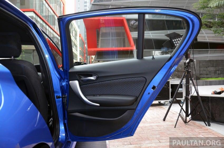 BMW 1 Series (F20) launched in Malaysia – 116i, 118i Sport/Urban, 125i Sport/M Sport, RM171k-254k Image #200060