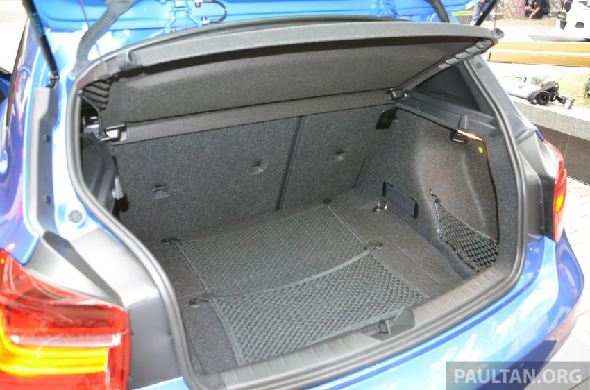 BMW 1 Series (F20) launched in Malaysia – 116i, 118i Sport/Urban, 125i Sport/M Sport, RM171k-254k Image #200062