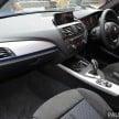 F20 BMW 125i M Sport 24