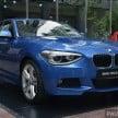 F20 BMW 125i M Sport 3