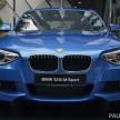 F20 BMW 125i M Sport 4