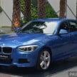 F20 BMW 125i M Sport 6