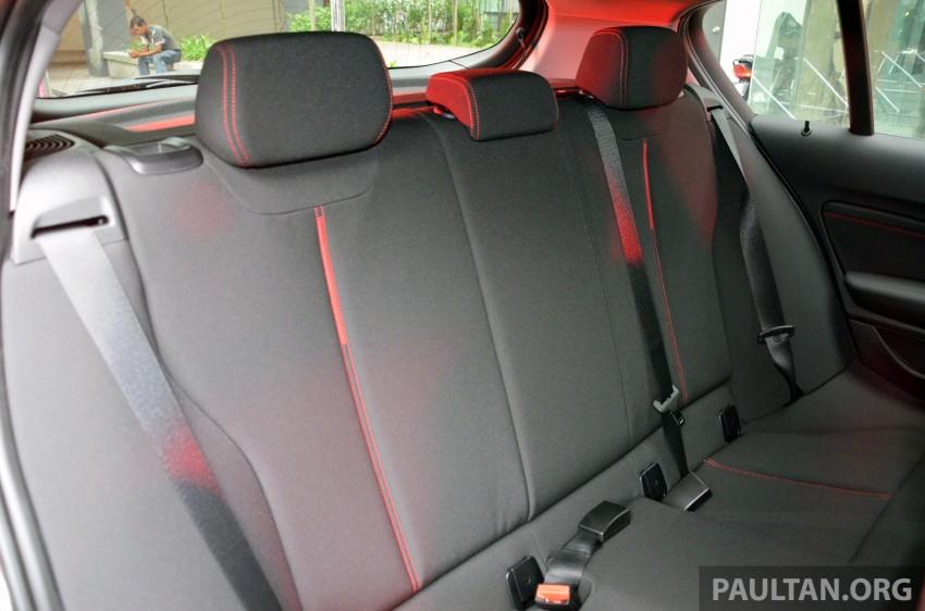 BMW 1 Series (F20) launched in Malaysia – 116i, 118i Sport/Urban, 125i Sport/M Sport, RM171k-254k Image #200065