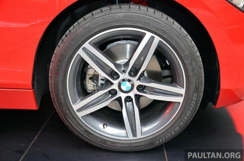BMW 1 Series (F20) launched in Malaysia – 116i, 118i Sport/Urban, 125i Sport/M Sport, RM171k-254k Image #200071
