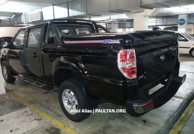 Foday Pickup Spy JPJ-11
