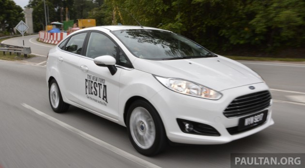 Ford Fiesta 1.5 Sport and Titanium 049