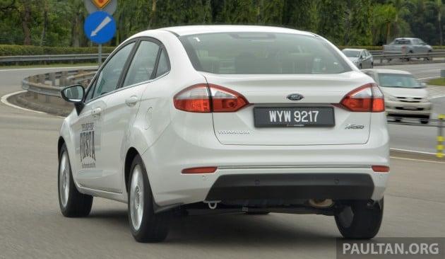 Ford Fiesta 1.5 Sport and Titanium 050