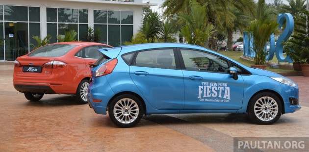 Ford Fiesta 1.5 Sport and Titanium 065