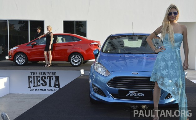 new car launches malaysia 20132013 Ford Fiesta 15 Sport and Titanium officially launched  RM86988