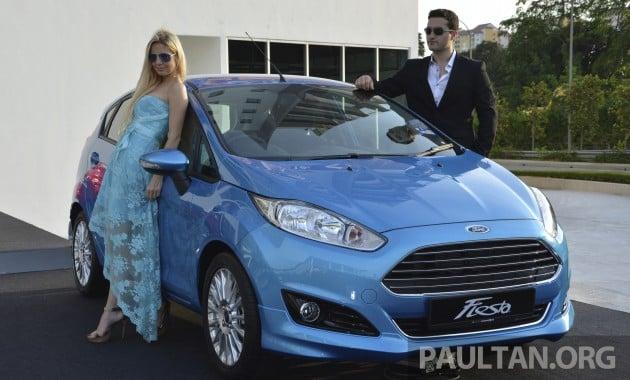Ford Fiesta FL launch 16