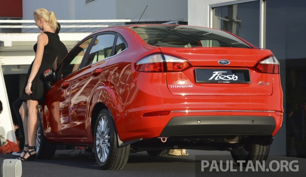 Ford Fiesta FL launch 8