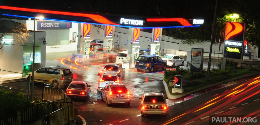RON 95 and diesel to go up by 20 sen per litre at midnight – RM2.10 for RON 95, RM2.00 for diesel Image #195831