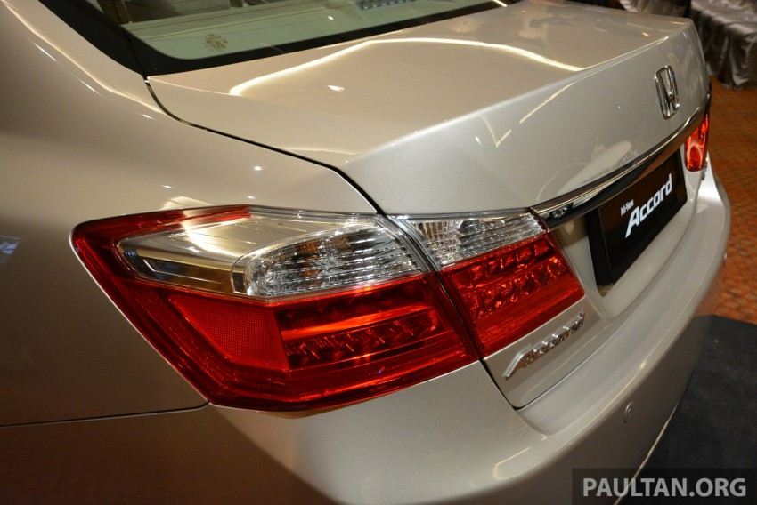 Honda Accord launched in Malaysia – from RM140k Image #196417
