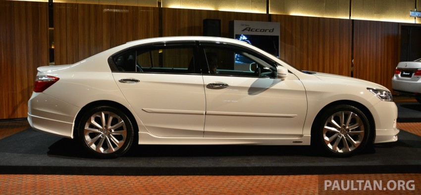 Honda Accord launched in Malaysia – from RM140k Image #196429