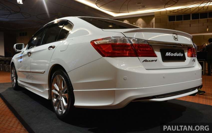 Honda Accord launched in Malaysia – from RM140k Image #196411