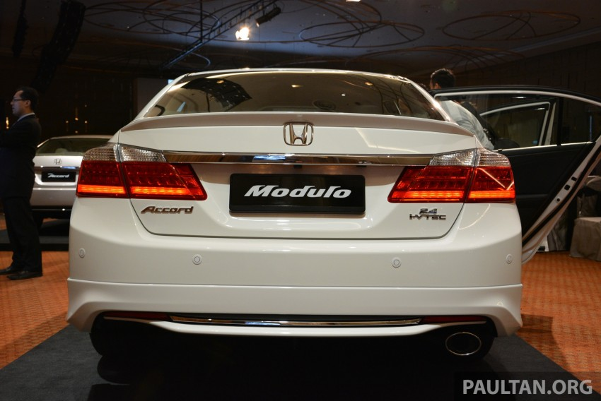Honda Accord launched in Malaysia – from RM140k Image #196412