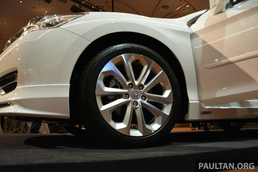 Honda Accord launched in Malaysia – from RM140k Image #196414