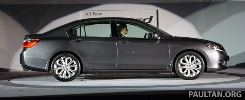 Honda Accord launched in Malaysia – from RM140k Image #196346