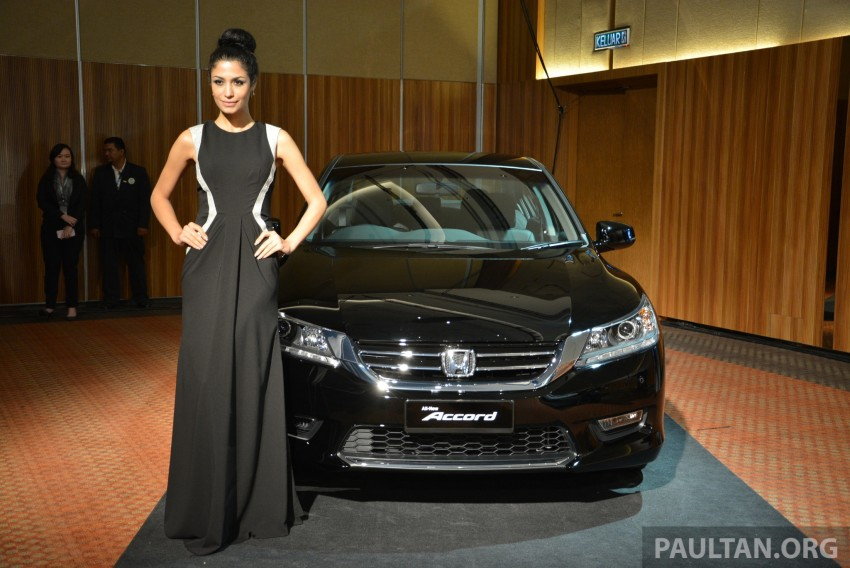 Honda Accord launched in Malaysia – from RM140k Image #196349