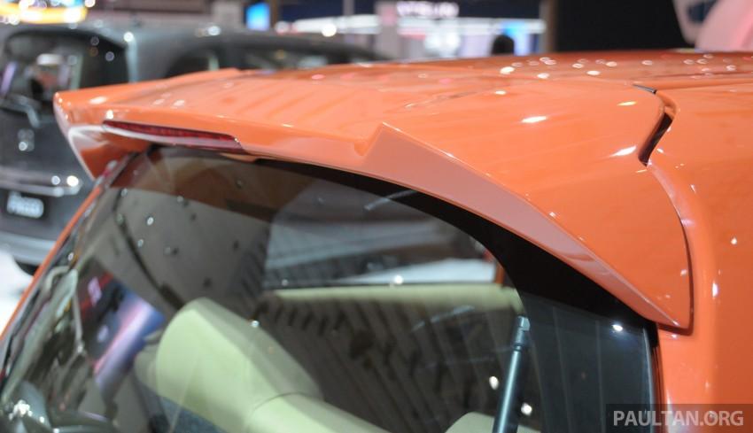 GALLERY: Honda Brio Satya: entry-level hatch at IIMS Image #200173