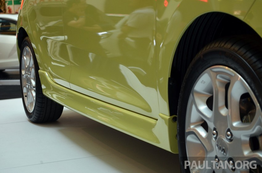 Kia Picanto previewed in Malaysia, launch next month Image #200452