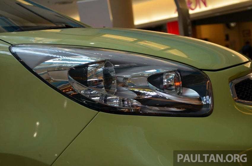 Kia Picanto previewed in Malaysia, launch next month Image #200443