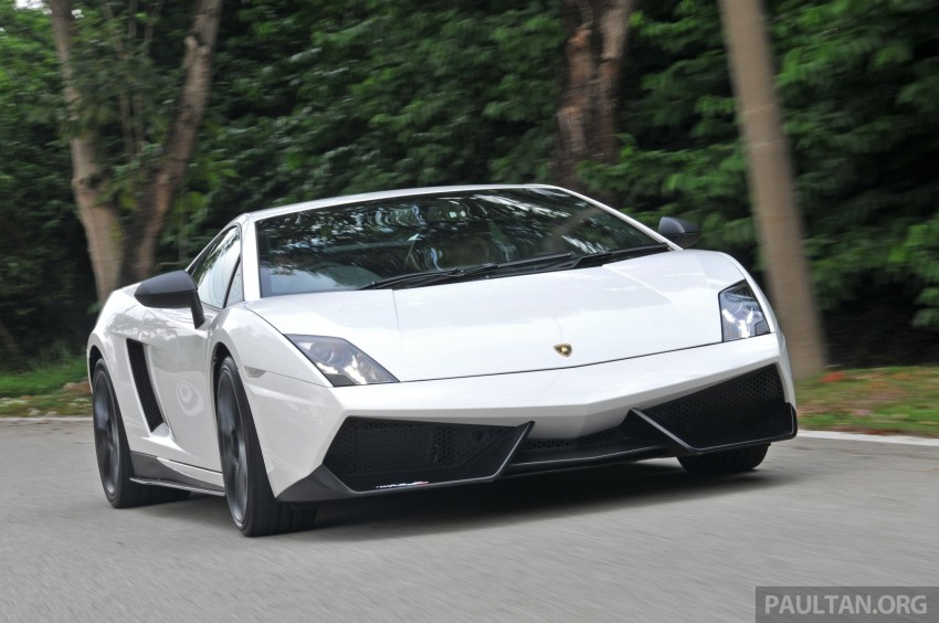 SPYSHOTS: Gallardo-replacing Lamborghini Cabrera Image #201555