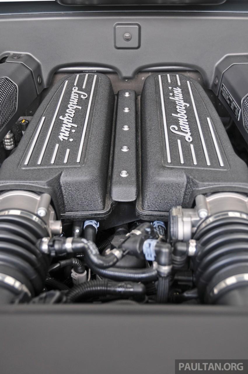 SPYSHOTS: Gallardo-replacing Lamborghini Cabrera Image #201574