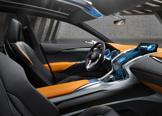 Lexus LF-NX-20